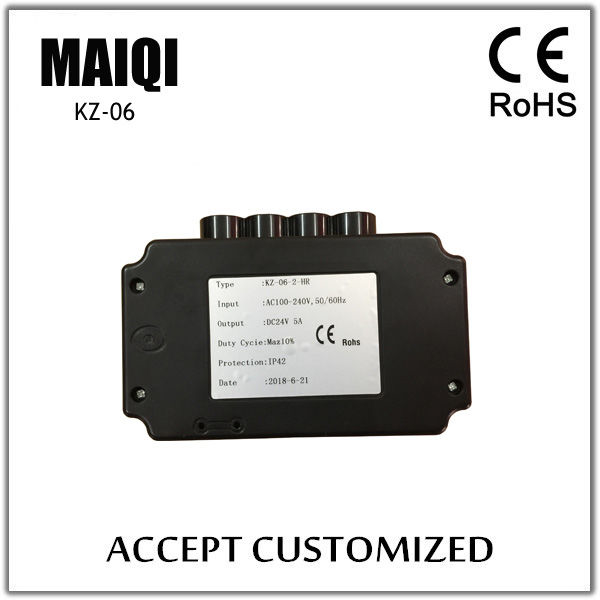 Power supply&control box KZ-06